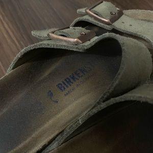 Arizona Birkibuc Birkenstocks